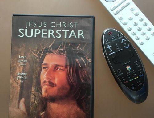 Stop een beetje Jesus Christ Superstar in je blog